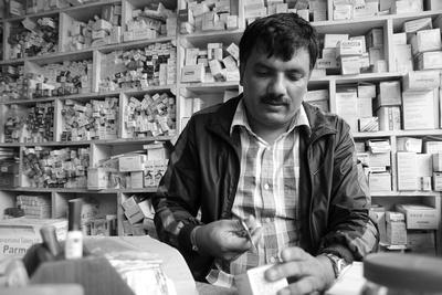 Pharmacist in Nepal