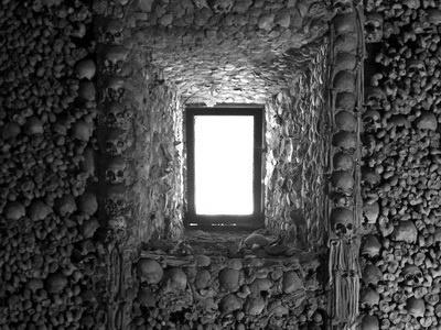 Chapel of Bones - Portugal