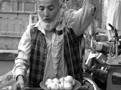 Pakistani Fruit Vendor - Pakistan