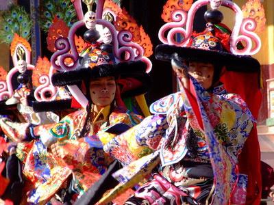 Loshar Celebrations - Nepal