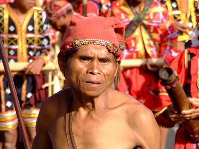 Kaamulan Warrior - The Philippines