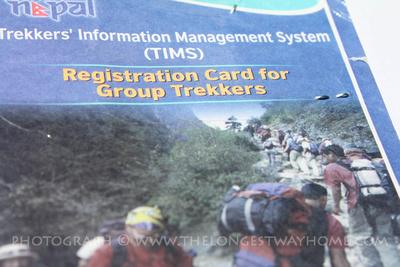 A TIMS Card