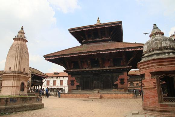 Temples in Bhaktapur