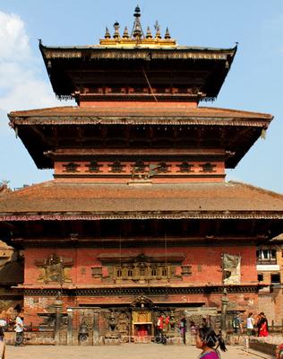 Bhairabnath Temple in Bhaktapur