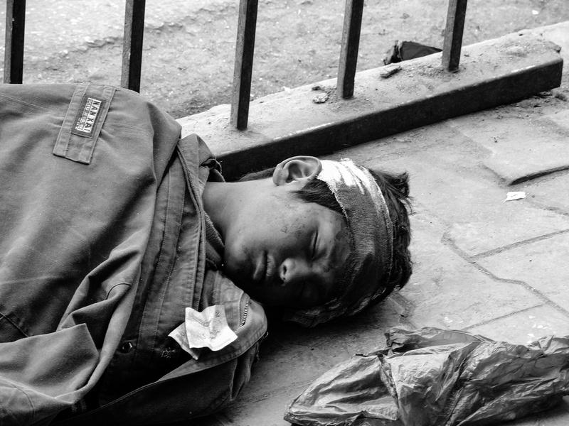 Street Child - Nepal