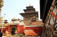 Taleju Temple in Kathmandu Durbar Square