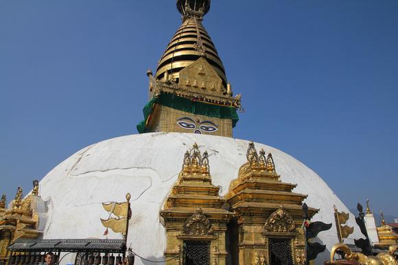 Swayambhu-nath stupa