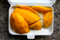 Mango & sticky rice in Thailand 4_resize