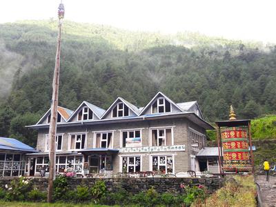 Nepali owned hotel
