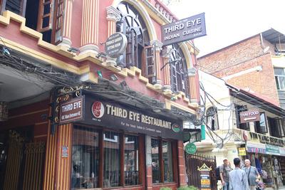 Third Eye Restaurant in Thamel, Kathmandu