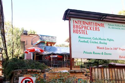 International Backpackers Hostel