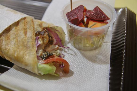 Thamel Doner Kebab's Chicken Kebab