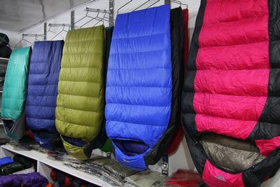 Sleeping bags for sale in Kathmandu