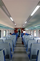 Inside the new North Borneo train