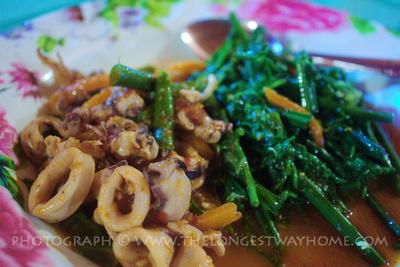 Food from Sabah, Malaysia