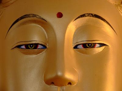 Buddha from Malaysia