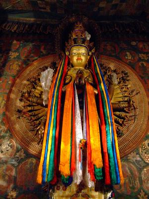 Buddha Statue from Tibet