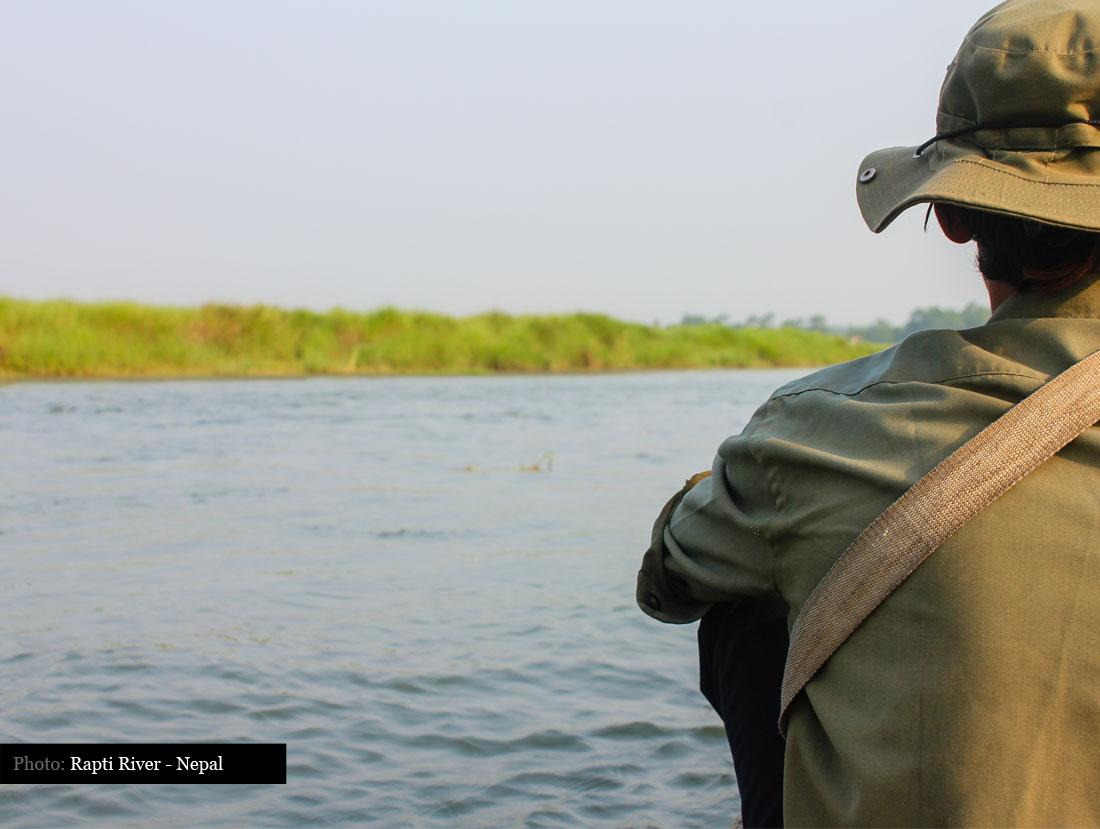 Rapti River Chitwan