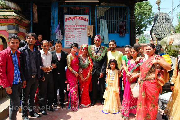 The Nepalese Wedding!