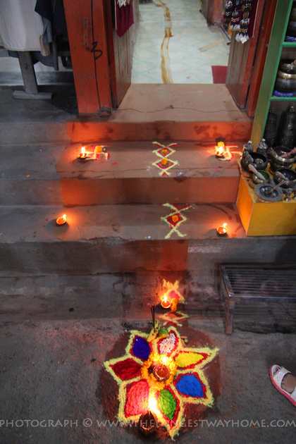 Tihar in Nepal