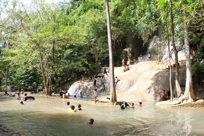 Sai Yok Noi waterfall Thailand