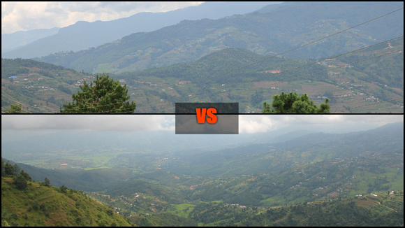Nargarkot or Dhulikhel comparison