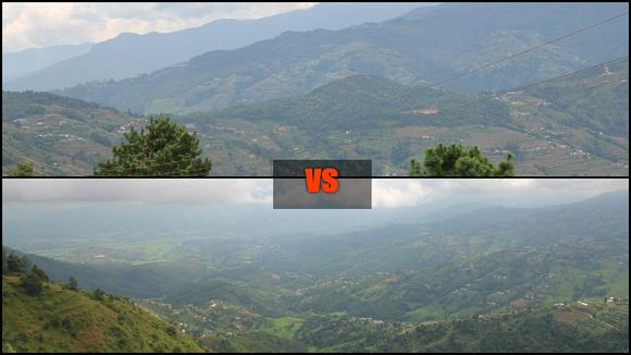 Nargarkot or Dhulikhel comparison