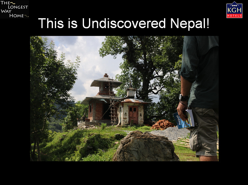 Discovering the undiscovered in Nepal with the best guidebook