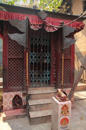 Bhagwati Temple in Southern Thamel