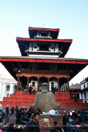 Trailokya Mohan in Kathmandu Durbar Square