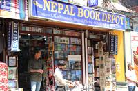 Nepal Book Depot in Thamel