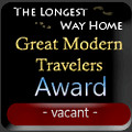Great Modern Travelers Award Badge