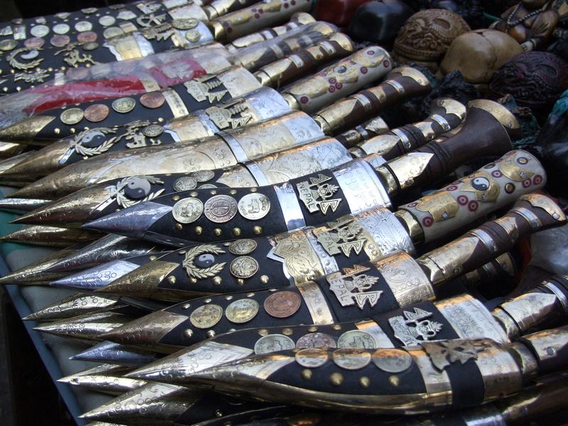 Image result for gorkha knife thamel