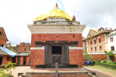 Tola Narayan Temple in Panauti