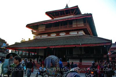 Kasthamandap in Kathmandu Durbar Square