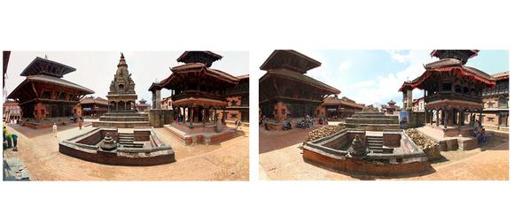 The Vatsala Durga Temple in Bhaktapur in Nepal