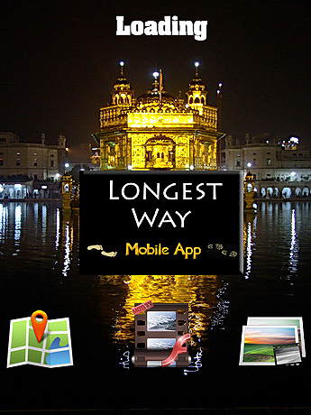 The Longest Way Home Mobile App