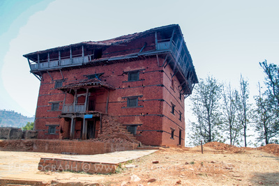 Taleju Temple in Nuwakot
