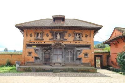 Unmatta Bhairab Temple in Panauti