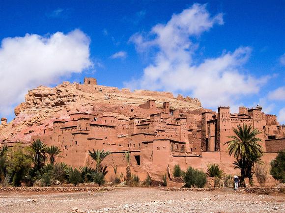 Aït-Benhaddou in Morocco