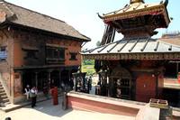 Siddhikali Temple, Thimi, Nepal