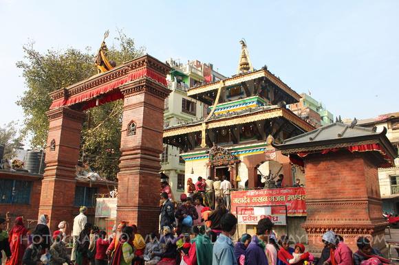 Mabendreshwar Temple, Kathmandu Durbar Square