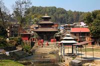 Gokarna temple in Nepal