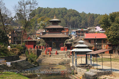 Beautiful Gokarna by the Bagmati river, Kathmandu