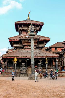 Dattatreya temple in Dattatreya square, Bhaktapur