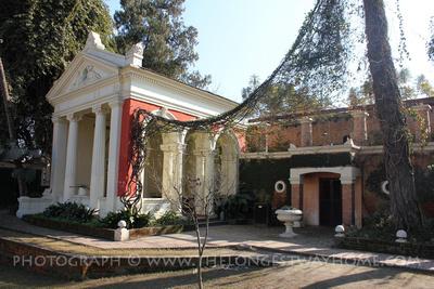 Grishma Pavilion in the Garden of Dreams