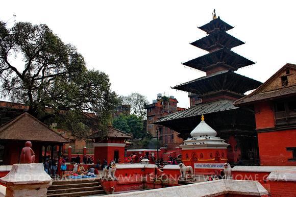 Kumbeshwar Temple Complex in Patan