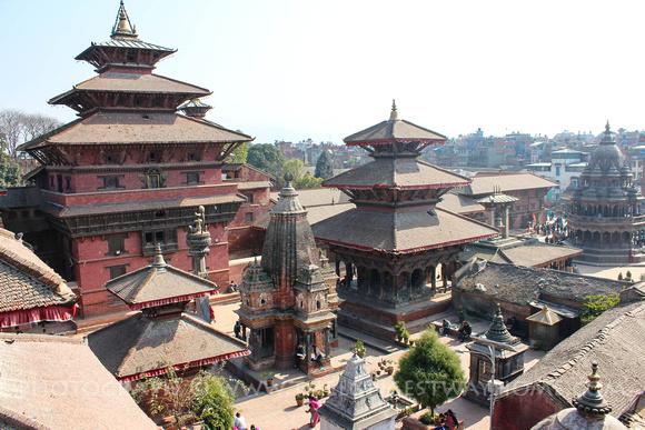 Degutalle & Taleju Temples