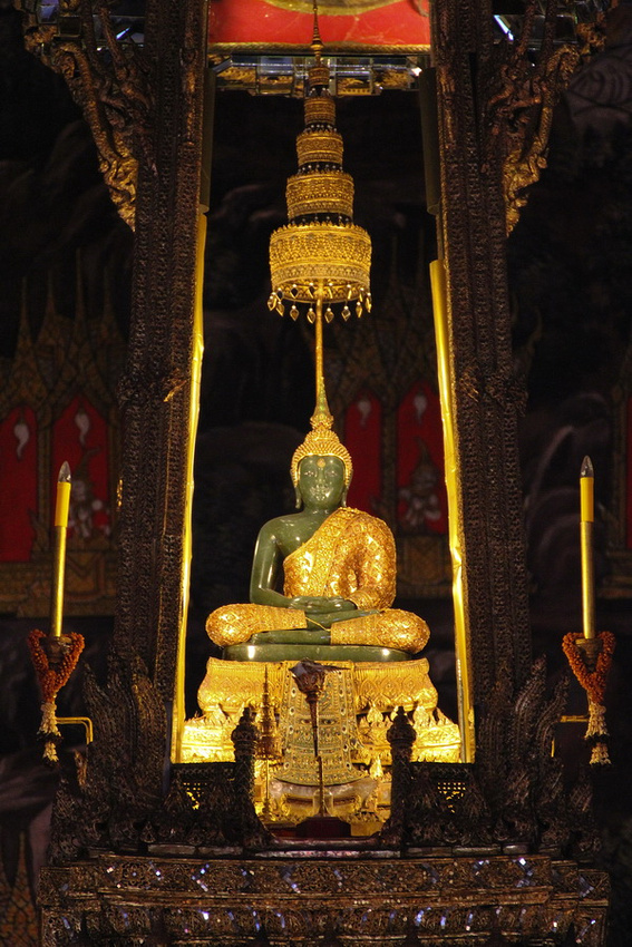 Emerald Buddha in Bangkok