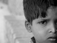 Street Children in Kathmandu